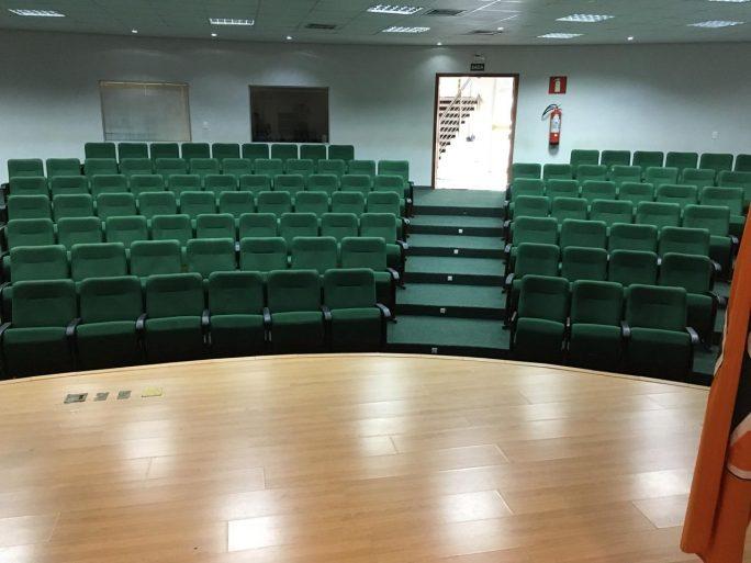 Auditório verde -