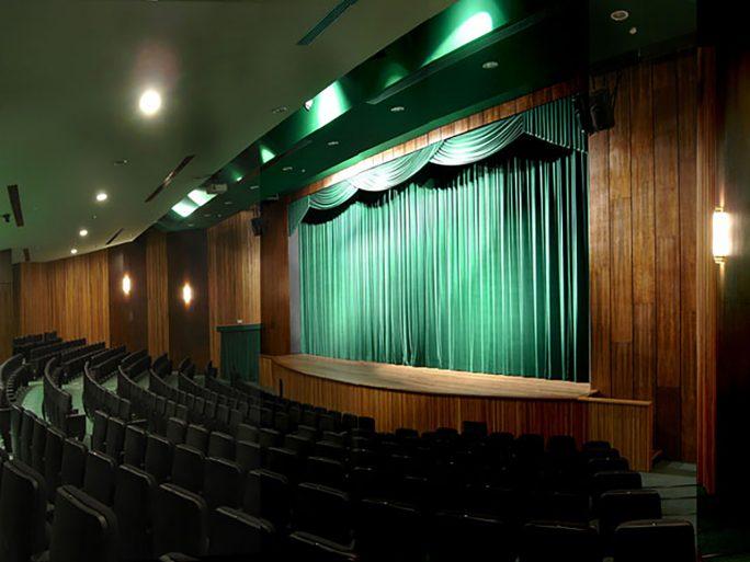 teatros construídos pela TMV Engenharia